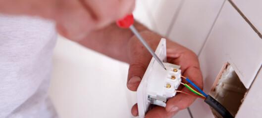 Elektrobransjen frykter A- og B-lag blant lærlinger