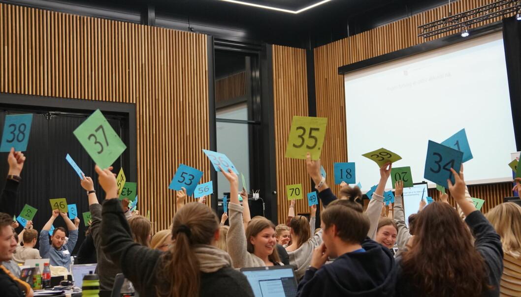 Anders Dyrkorn håper at flere medlemmer i UDF stemmer ved framtidige uravstemninger.