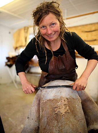 Sofie Kleppe mener Norge trenger nye garvere.