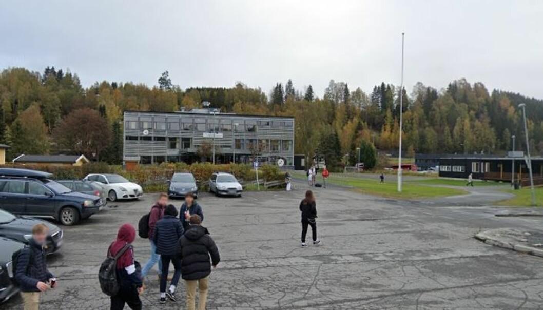 Vardal ungdomsskole i Gjøvik holder stengt til 2. november.
