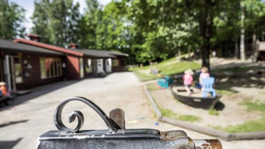 Ny undersøkelse: Ni av ti foreldre opplever at det ofte eller alltid er god bemanning i barnehagen