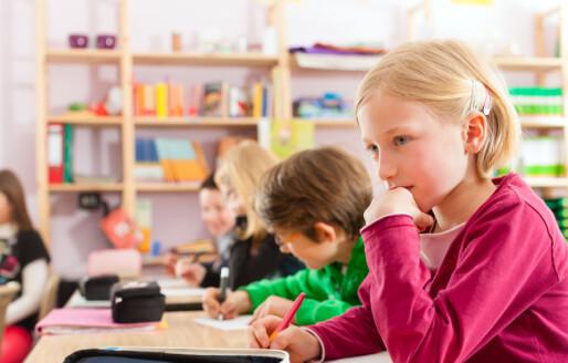 Elevene på mellomtrinnet er mindre motiverte for skolearbeidet enn tidligere