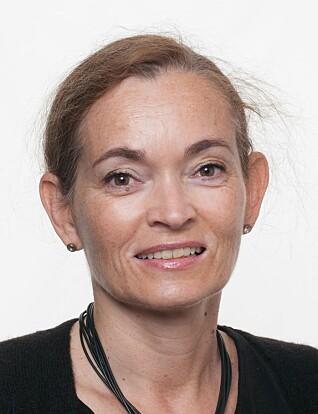 Forsker Ingrid Skage