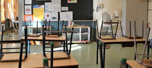 – Trolig ikke aktuelt med en ny, nasjonal stenging av skoler og barnehager
