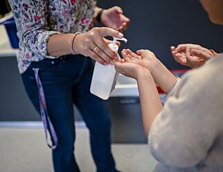 Trenger lærere på skolen for å ivareta smittevernet