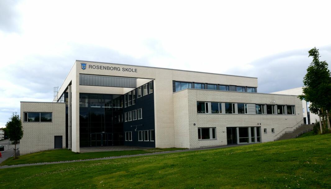 Alle skolene i Trondheim må spare også Rosenborg skole.