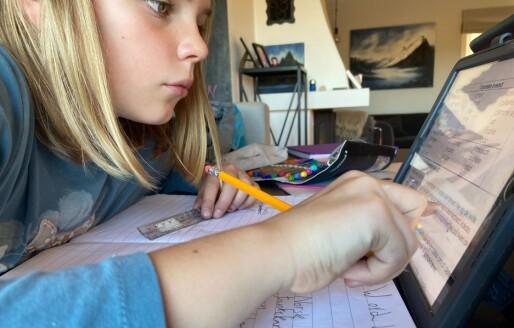 Barn og foreldre må bli hørt om nettbrett