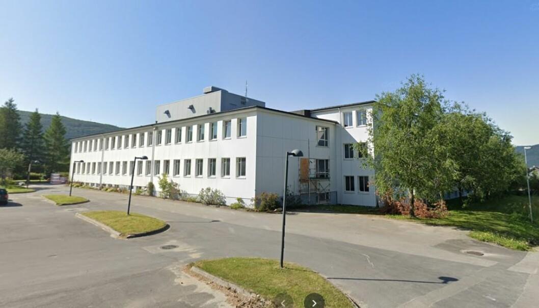 Rana ungdomsskole ligger i Mo i Rana i Nordland.