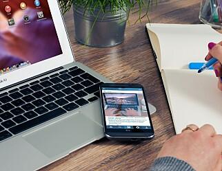 – Bør ha digital undervisning på videregående i fag der mange elever blandes
