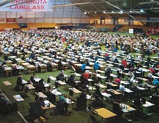 Privatisteksamen i Oslo gjennomføres som planlagt
