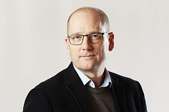 Utdanningsforbundets leder, Steffen Handal.