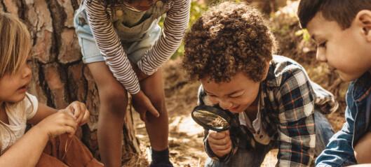 Her er de nye reglene for å sikre barn et godt barnehagemiljø