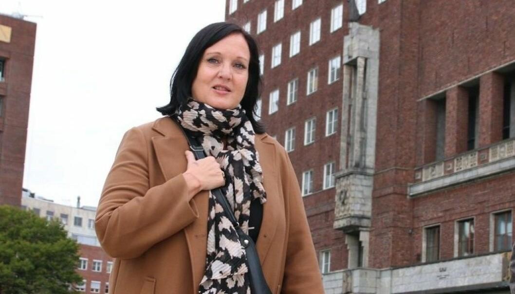 Aina Skjefstad Andersen håper på flere avklaringer etter striden om lederlønn i Oslo.