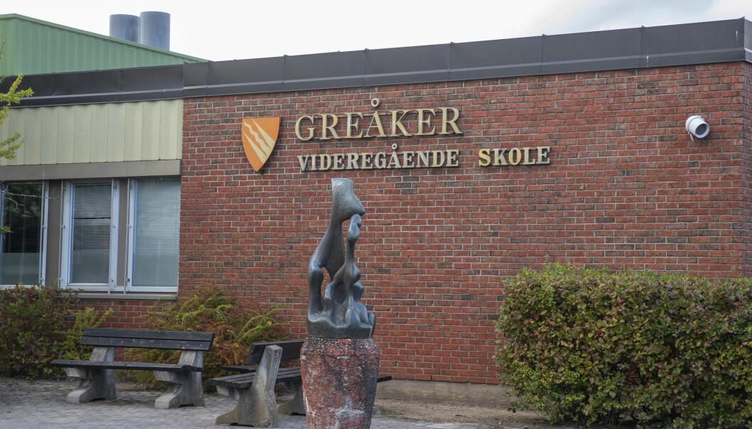 Greåker videregående skole i Sarpsborg har kalt elevertilbake til ordinær undervisning.
