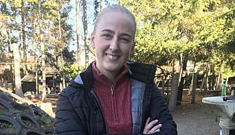 Styrer Karen Kraugerud er yngst av de ansatte.