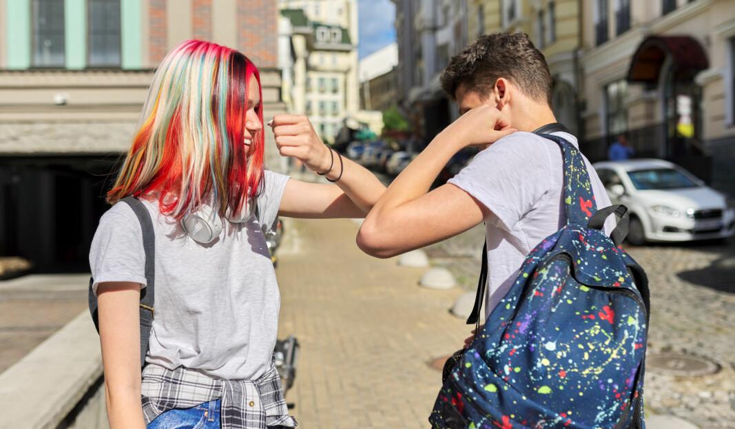 Smitten øker mest blant tenåringer, viser tall fra FHI.