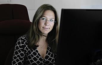 Anine Kierulf er bekymret for at lærere endrer praksis etter lærerdrapet