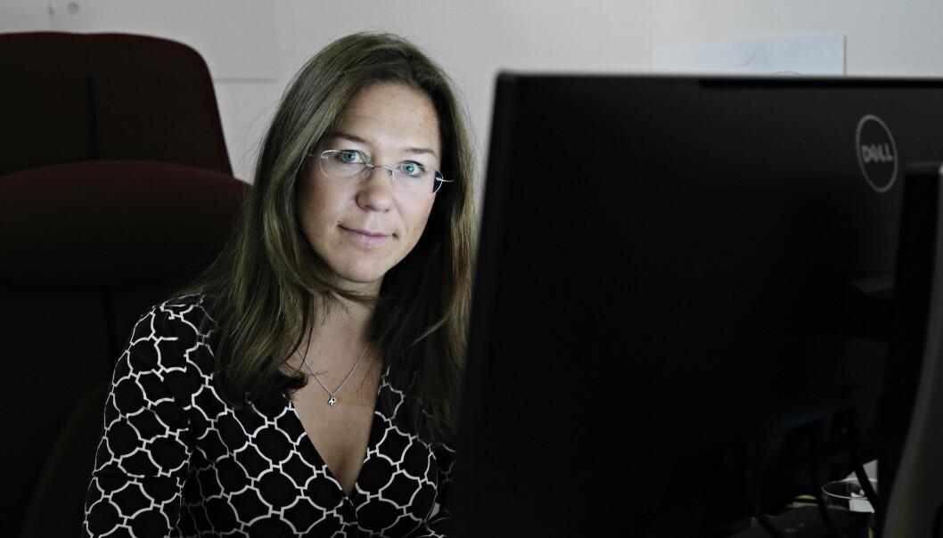 Anine Kierulf mener det er bekymringsfullt om lærere endrer praksis etter drapet på Samuel Paty.
