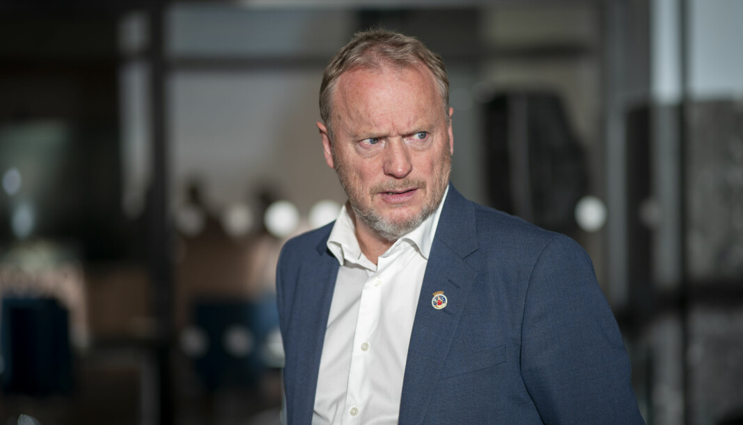 Byrådsleder i Oslo, Raymond Johansen (Ap).