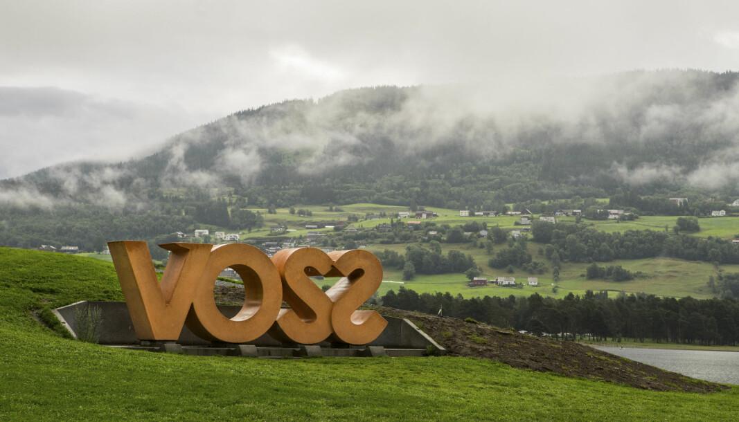 Voss ungdomsskule er stengt etter koronasmitte på alle årstrinnene.