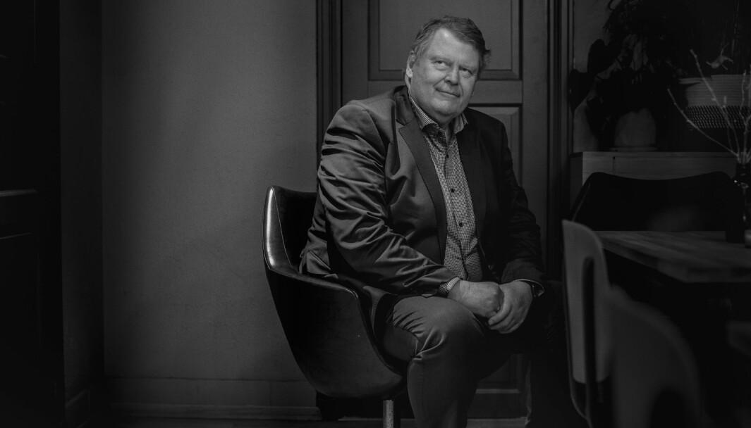 Hans Fredrik Grøvan, KrFs utdanningspolitiske talsperson.