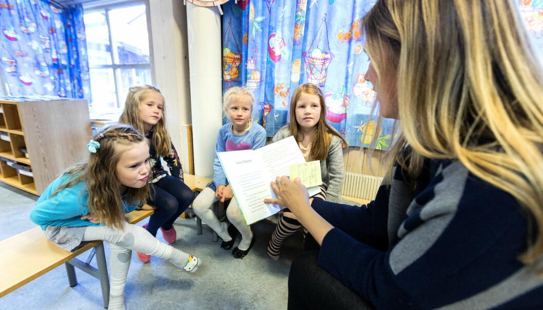 Korona-krisen har ført til økt etterspørsel etter vikarer til barnehager og skoler.