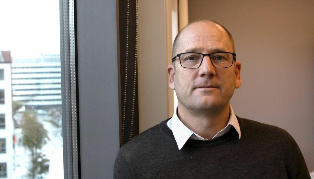 UDF-leder Steffen Handal reagerer på FHIs uttalelser i forbindelse med høringen om mer bruk av hjemmeskole.