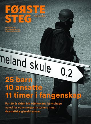 Cover til Frste Steg nummer 3 2019