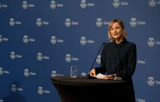 Oslo vurderer bruk av smittevernutstyr og mer hjemmeskole
