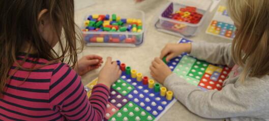 Vi trenger en satsning på språk i barnehagene