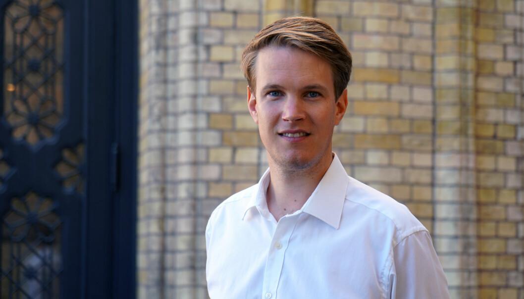 Torstein Tvedt Solberg mener regjeringen må gjøre tiltak i barnehagesektoren.