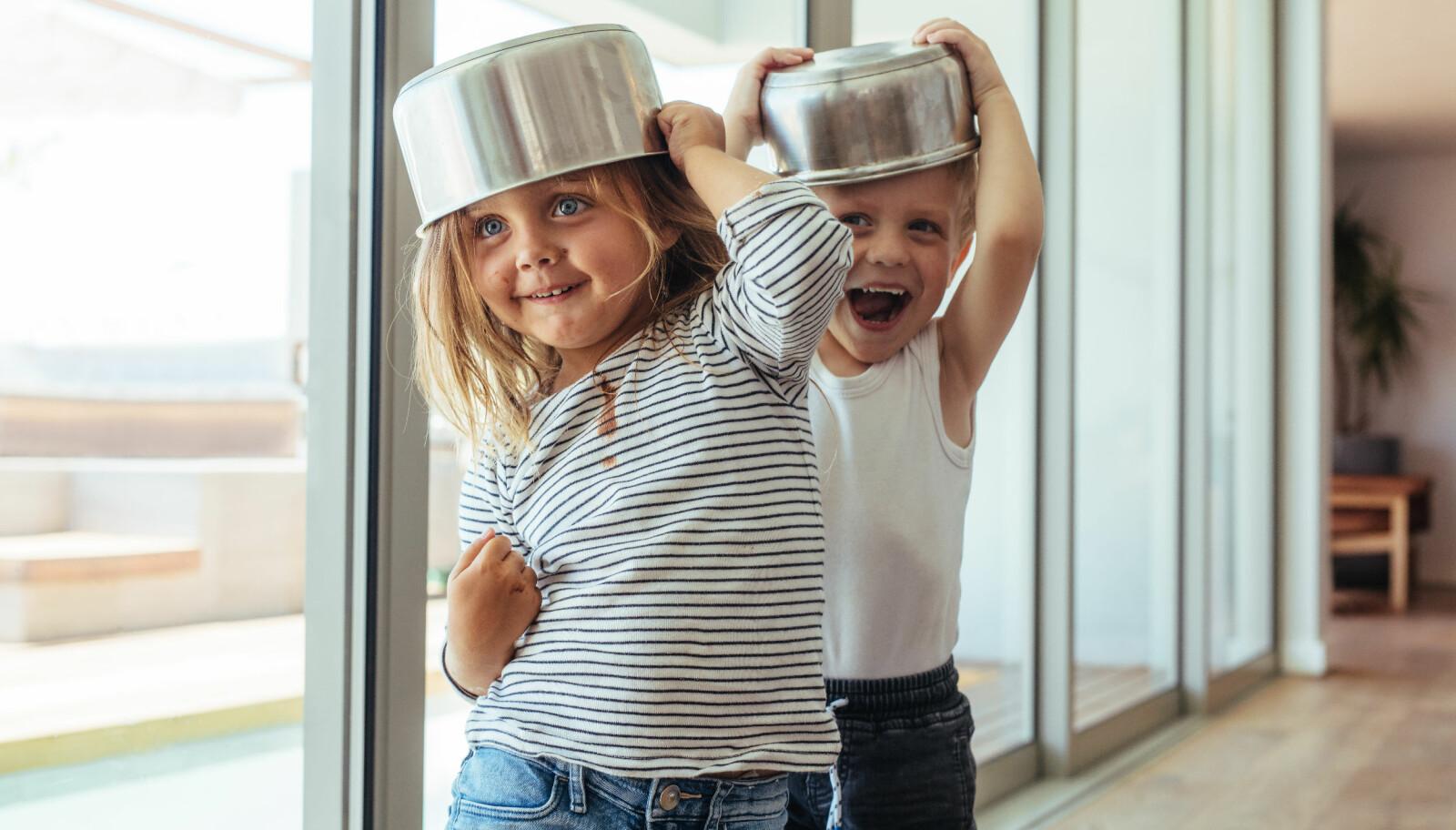 I lekegode barnehager møter barna en verden av magi, fantasi, kreativitet, spenning og overraskelser, sier universitetslektor Terje Melaas ved Universitetet i Sørøst-Norge.