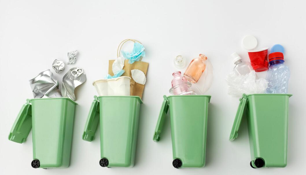 De fleste barnehager resirkulerer avfall, men ikke alle har en systematisk og helhetlig plan for en bærekraftig praksis, viser tall Første steg har hentet inn.