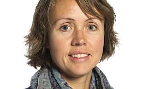 Førsteamanuensis Marianne Presthus Heggen ved Høgskulen på Vestlandet. Foto: Hvl