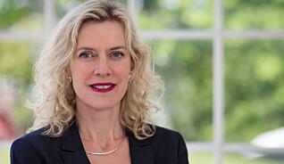 Daglig leder Ann- Kristin Ytreberg i Miljøfyrtårn. g