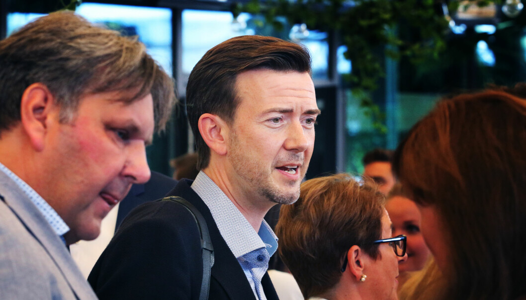 Høyres Kent Gudmundsen er ute av lista til Troms Høyre til Stortingsvalget 2021.