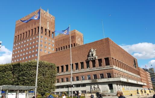 Rødt og byrådspartiene enige om kommunebudsjettet i Oslo