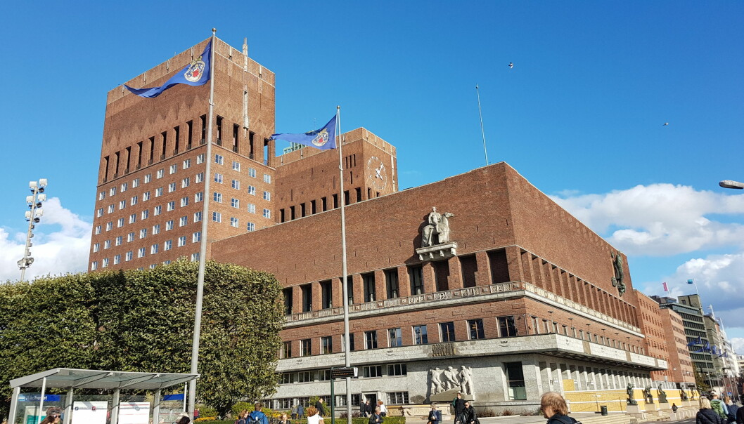 Rødt og byrådspartiene er enige om kommunebudsjettet for Oslo.