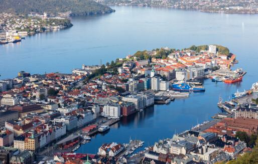 Enighet om bybudsjettet i Bergen