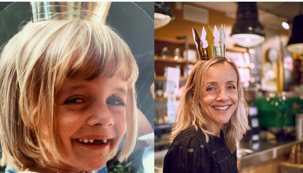 Selv om Jannike fikk prinsessekrone på bursdagen, ville hun være en av gutta i barnehagen. Da guttene sa at den første jenta som syklet til barnehagen på tohjulssykkel, fikk bli en av gutta, bestemte Jannike seg for at det skulle bli henne.