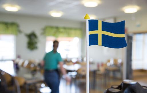 Sverige dropper nasjonale prøver til våren