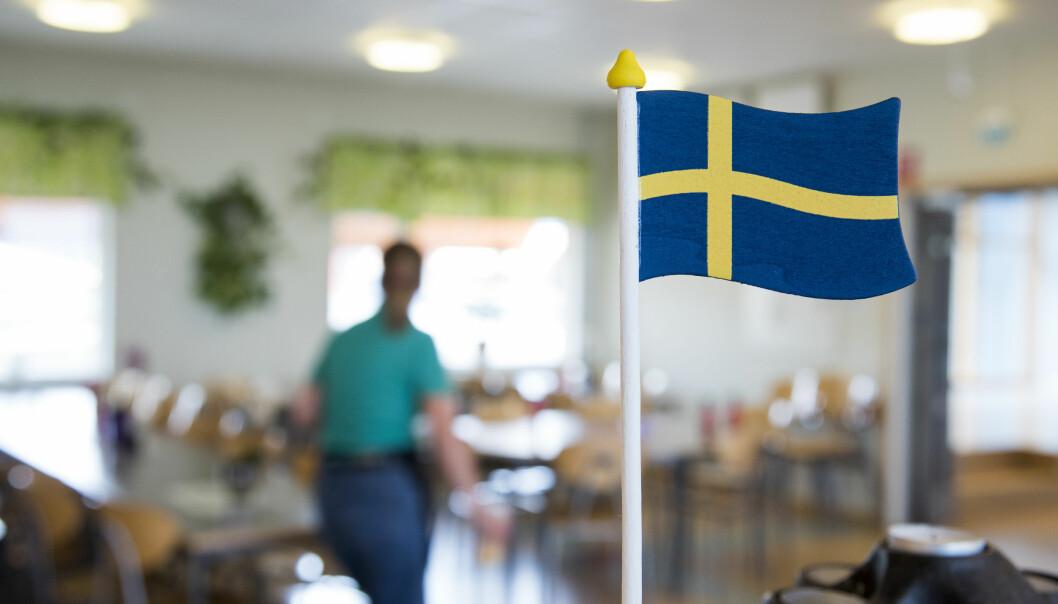 Sverige dropper nasjonale prøver i kommende vårtermin.