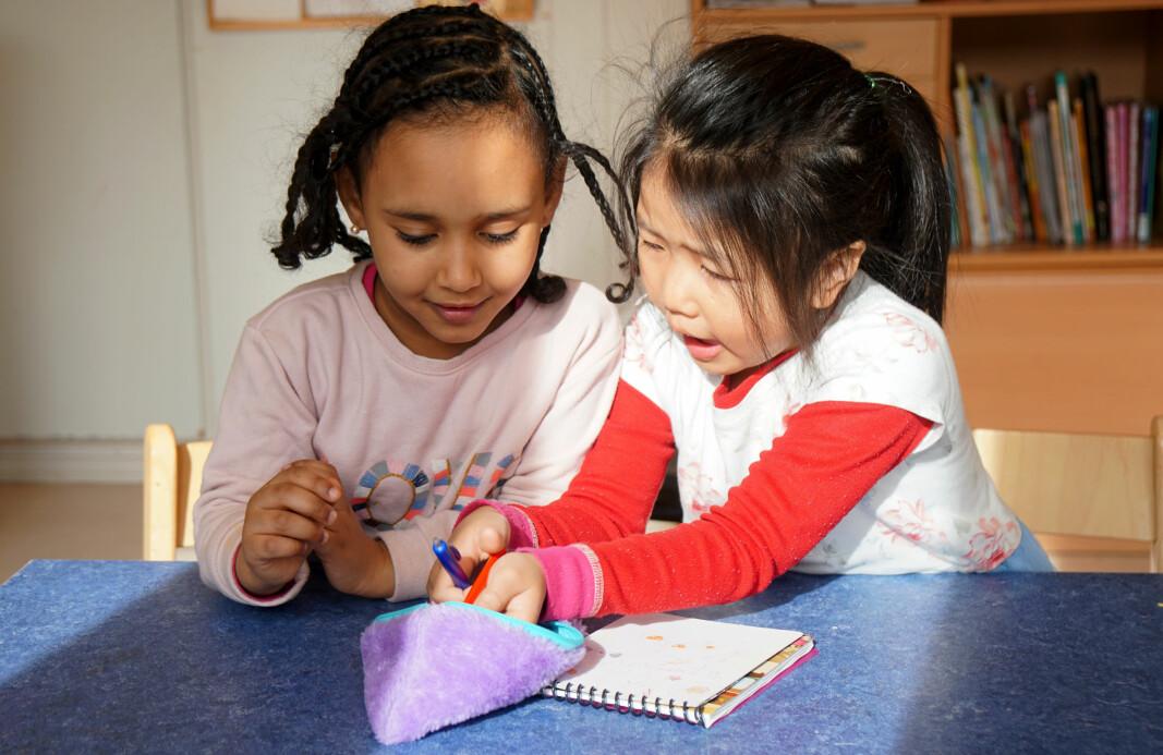 - Funksjonelt tospråklige barn er en berikelse for samfunnet, sier Hege Valås.