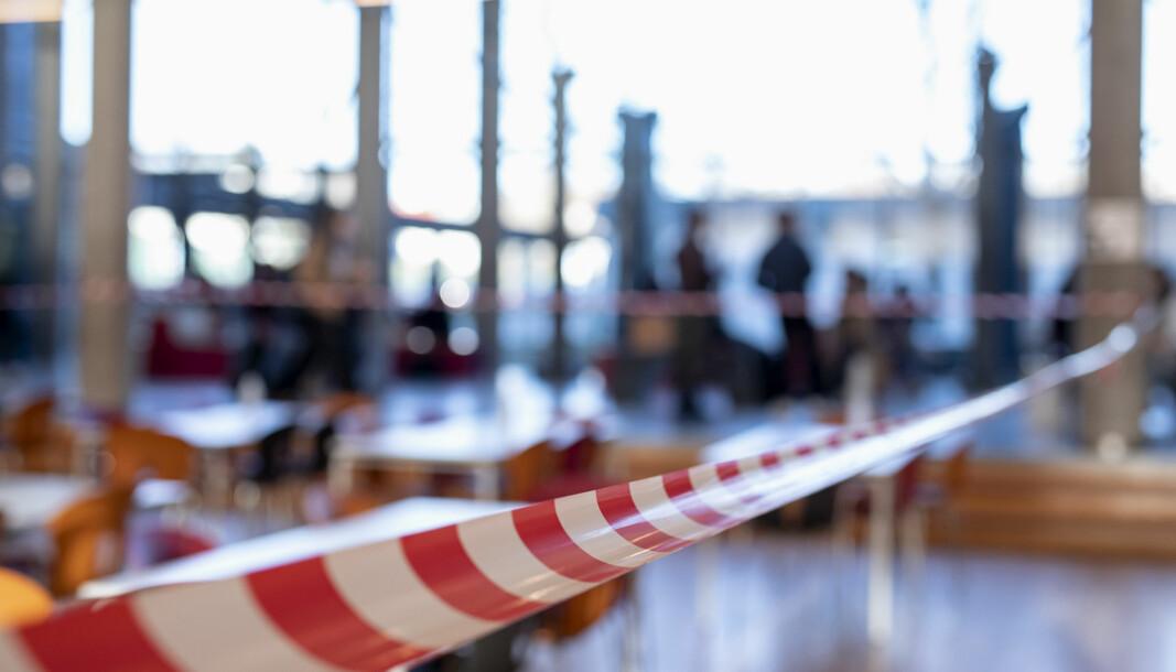 Korona-situasjonen sliter ut lærere i Oslo.