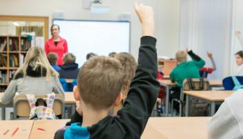 Nedgang i smittetilfeller på skoler og barnehager i desember