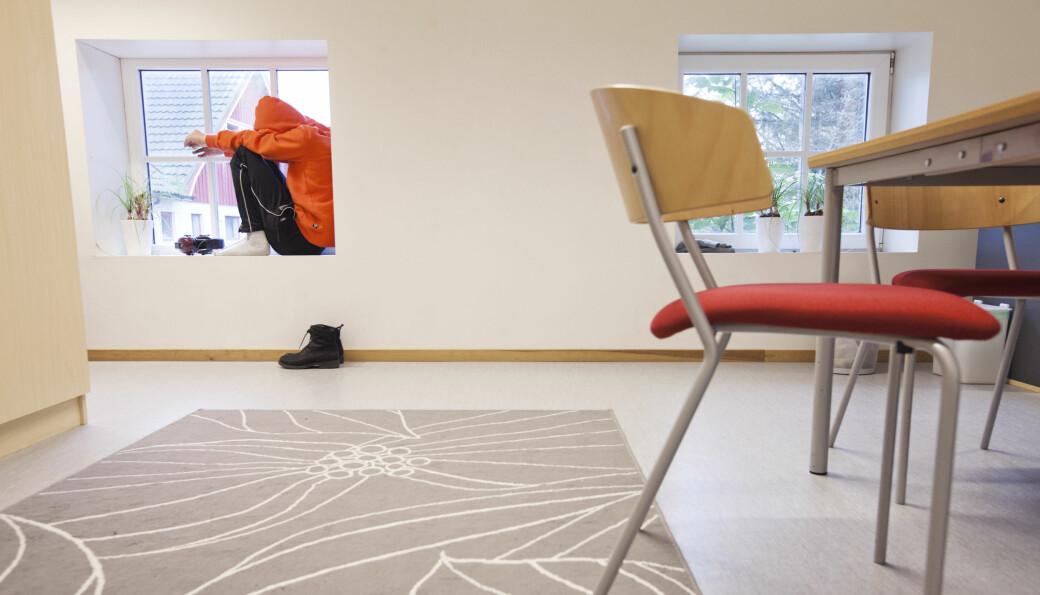 Det GSI kaller faste avdelinger for spesialundervisning er både små grupper i samme bygg som skolen, grupper som holder til andre steder og rene spesialskoler.