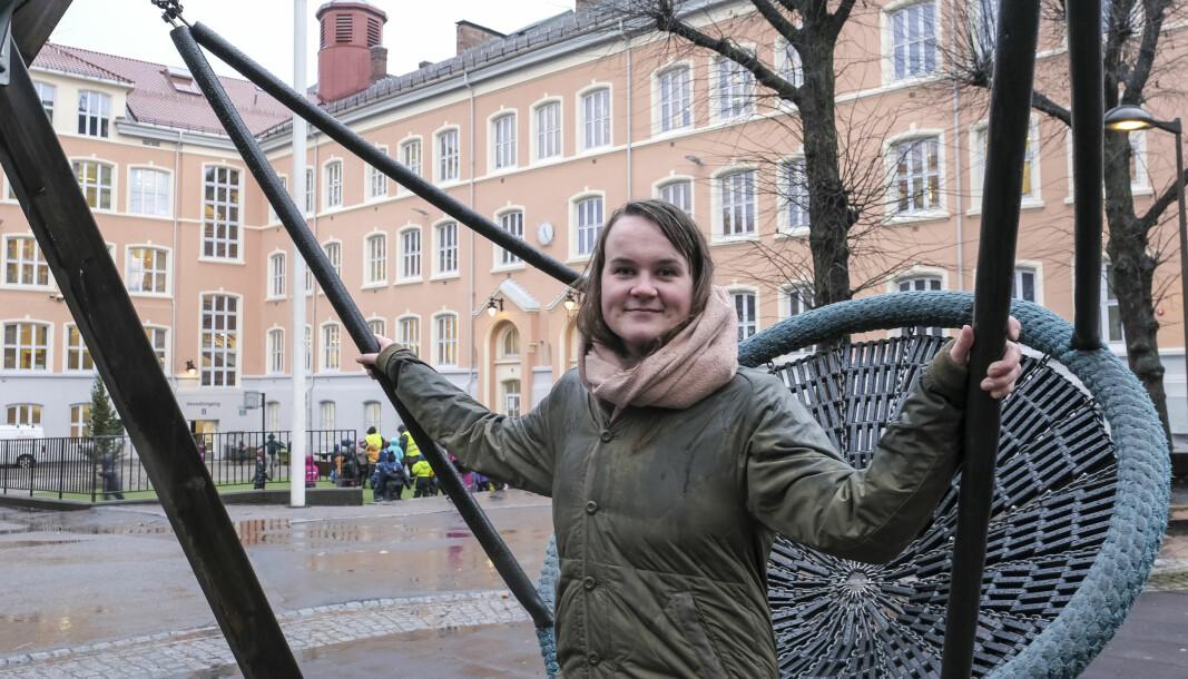 Tøyen skole i Oslo har andre utfordringer enn grendeskolene. Nå finpusser Senterpartiet politikken for å favne både by og land.