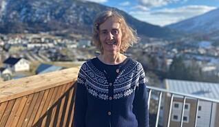 Lillian Pedersen med ny doktograd om hvordan jenter og gutter leker på lekeplassen i barnehagen.