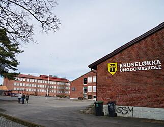Rødt nivå på skoler og barnehager i Sarpsborg