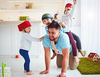 –Humor og glede kan åpne uante muligheter i barnehagen
